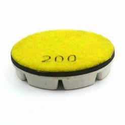 200 grit 3 inch concrete polishing puck