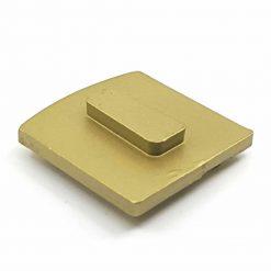1 9 PCD Tungsten Scrapers Adhesive Removal Husqvarna Redi Lock compatible shape LeBurg Diamond Tools