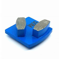 50 grit medium 10 50 Grit Diamond Segments Concrete Grinding Shoes Husqvarna Redi Lock compatible LeBurg Diamond Tools