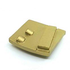 pcd 15 PCD Tungsten Scrapers Adhesive Removal Husqvarna Redi Lock compatible shape LeBurg Diamond Tools