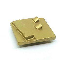 pcd 24 PCD Tungsten Scrapers Adhesive Removal Husqvarna Redi Lock compatible shape LeBurg Diamond Tools